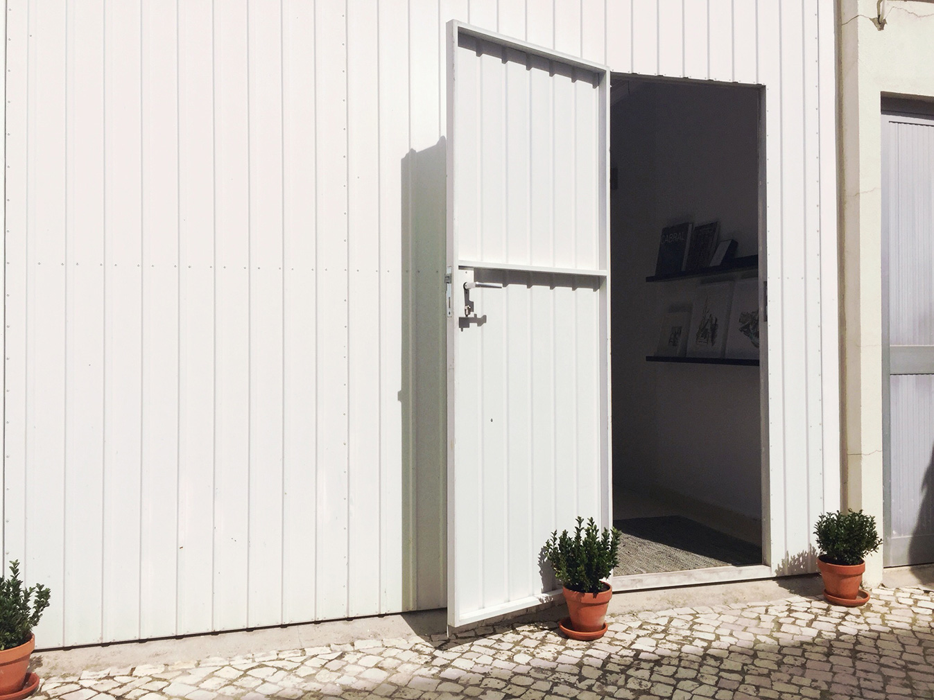 Ibirapi gallery in Lisbon