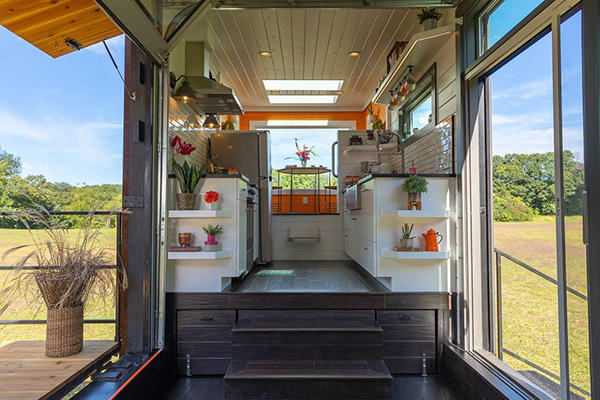 Dunkin' Donuts launches a $10 a night tiny home on Airbnb
