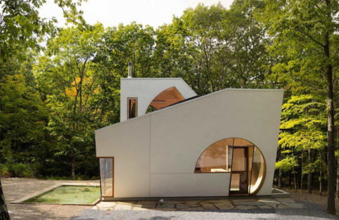 5 holiday homes for rent designed by top architects