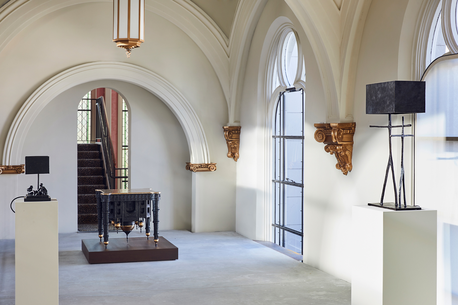 Carpenters Workshop Gallery takes up residence in a San Francisco church