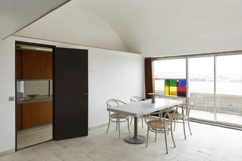 Le Corbusier's Paris apartment reopens to the public