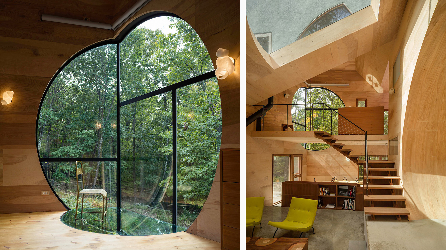 innovative cabin interior design | 5 holiday homes for rent designed by top architects - The ...
