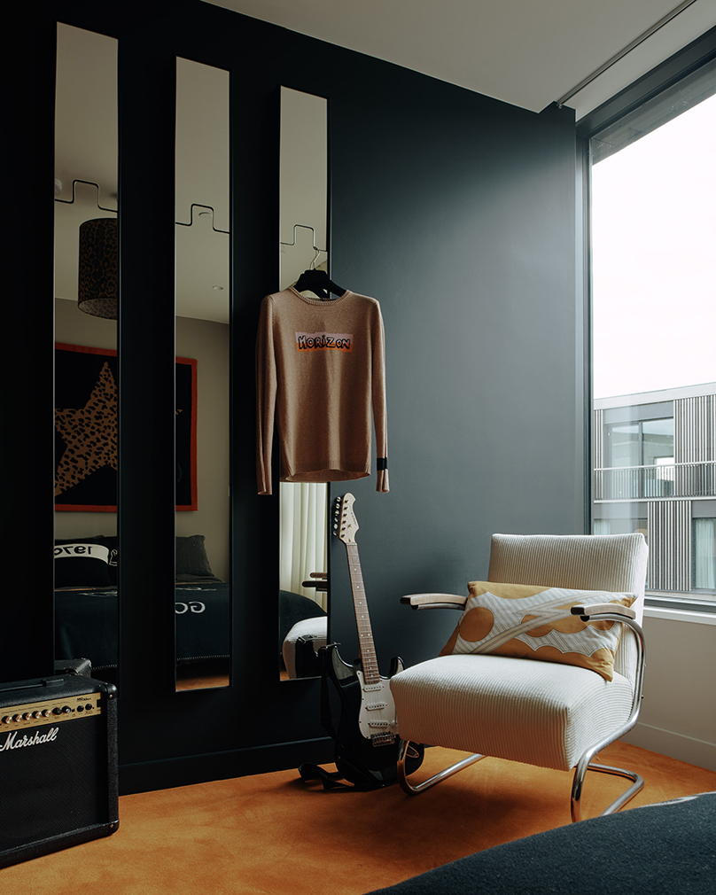 Bella Freud-designed BBC Television Centre apartment hits the market for £3.925m