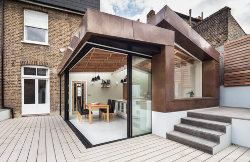 These are London's most innovative extensions