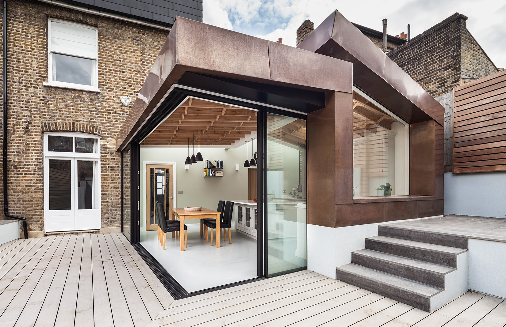 16 Ewelme Road by Uvarchitects. Photography: David Butler