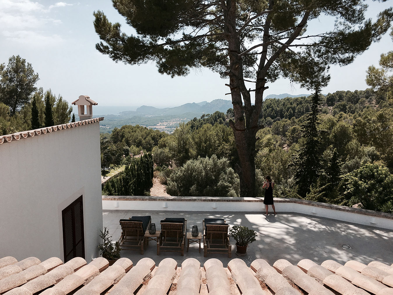 Holiday home of the week: a minimalist Mallorcan villa in the Tramuntana Mountains