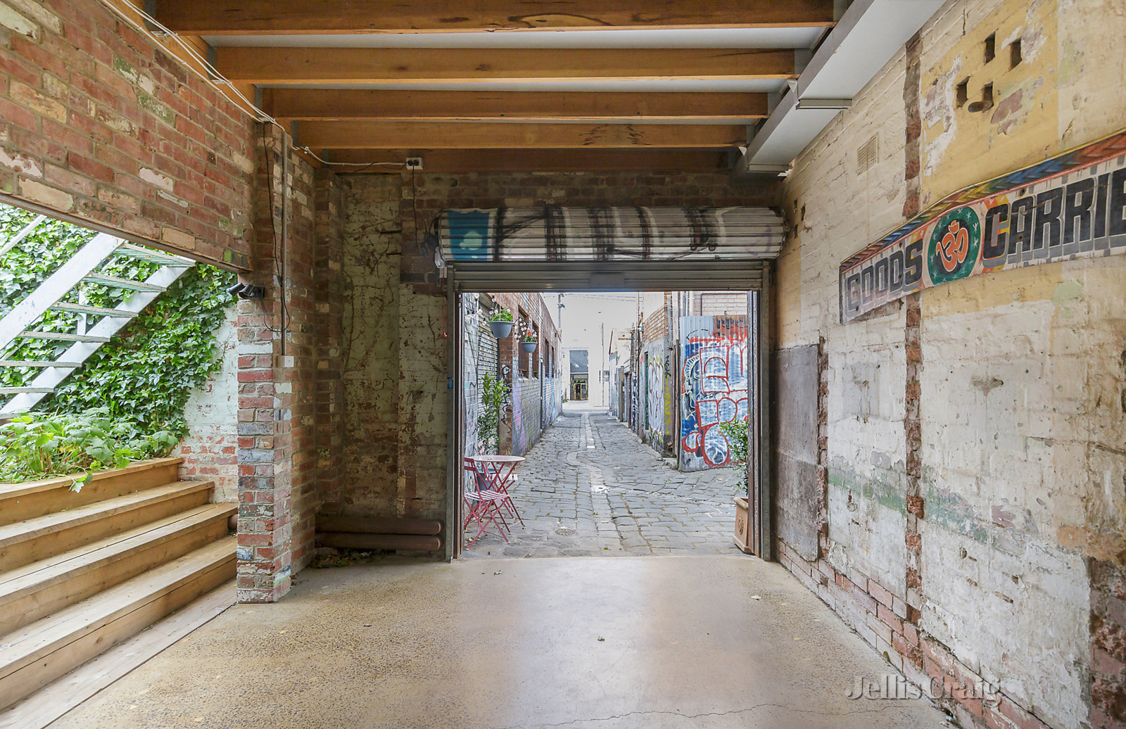 Vast Melbourne warehouse conversion heads to the auction block
