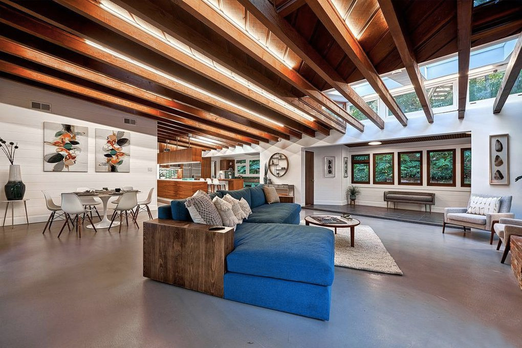 3 Richard Neutra homes on the market right now