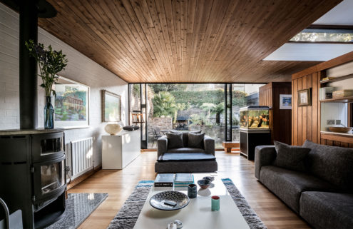 Property of the week: a 1960s Foggo & Thomas home in London