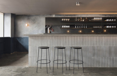 Pattern Studio strips things back inside Byron Bay's Locura restaurant