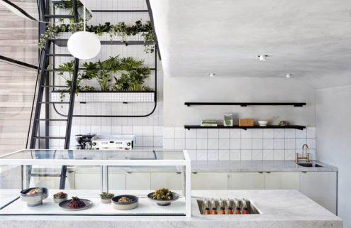 Brisbane's tiny Naim cafe recreates the hole-in-the-wall teahouses of Syria