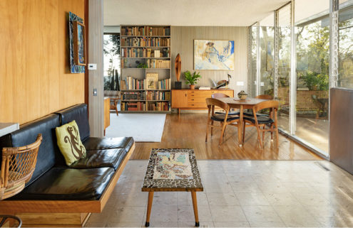 Richard Neutra's Sale Residence hits the market for the first time ever
