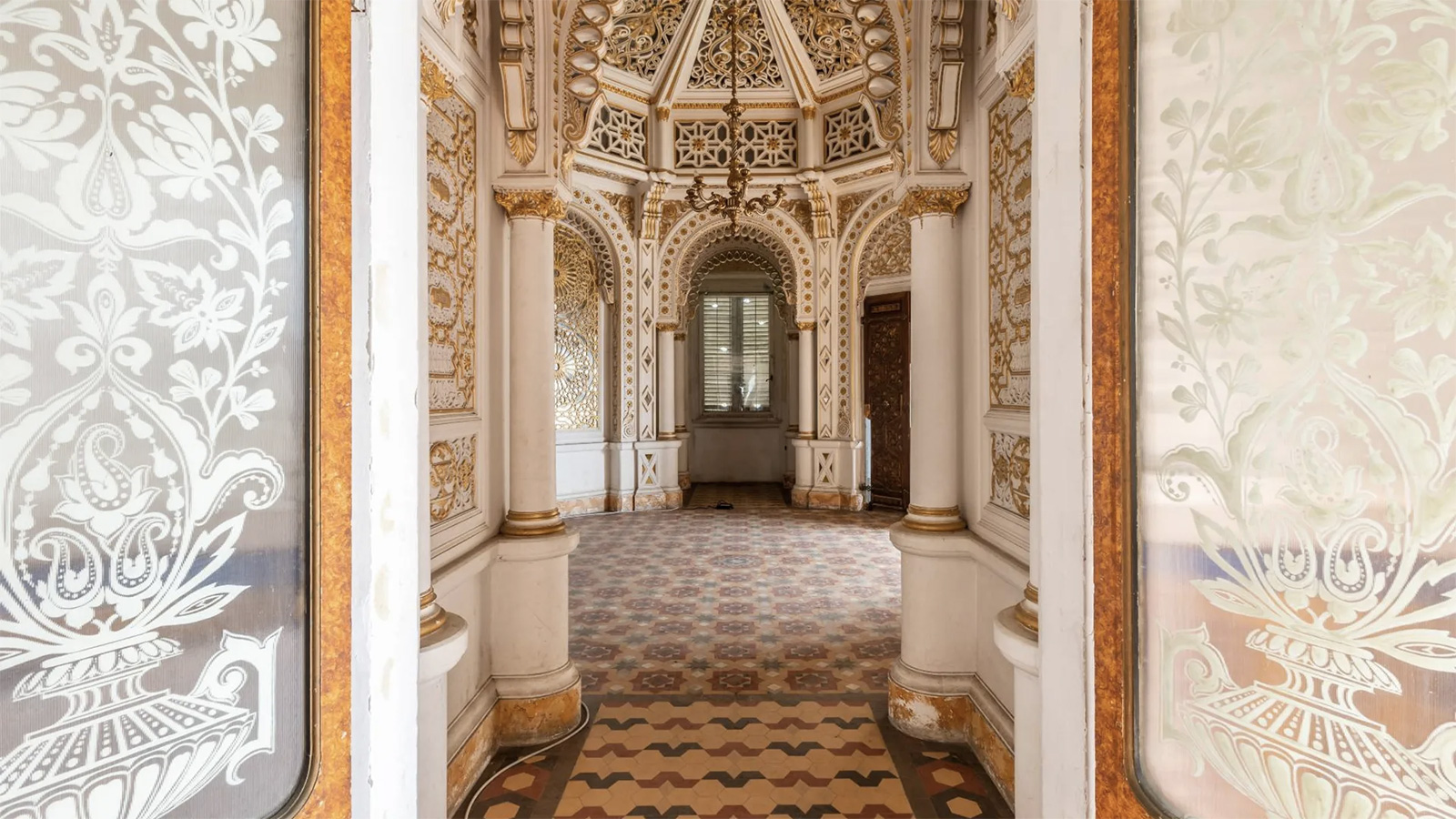 Kaleidoscopic Sammezzano Castle beloved by urban explorers lists for $18.3m in Tuscany