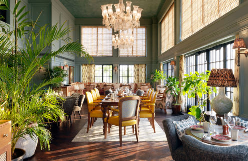 Peek inside Soho House Mumbai — its first Asia outpost