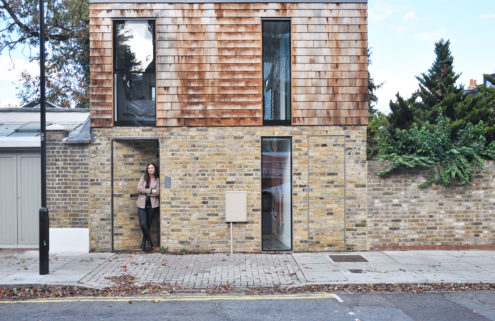 Holiday home of the week: a secret garden house in London