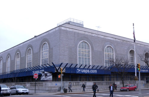 New York's historic Bronx General Post Office is for sale