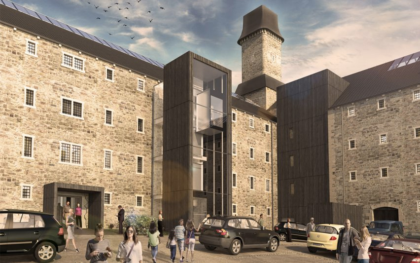10 hotly anticipated hotels opening in 2019: Bodmin Jail hotel in Cornwall