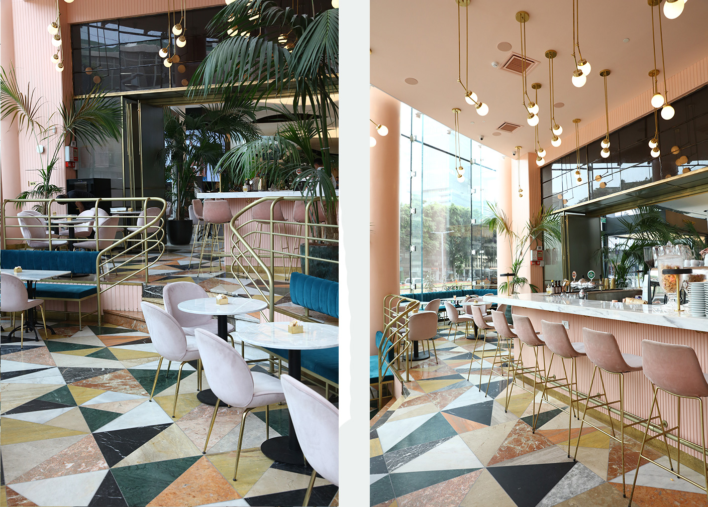 Cafeteria restaurant in Tel Aviv