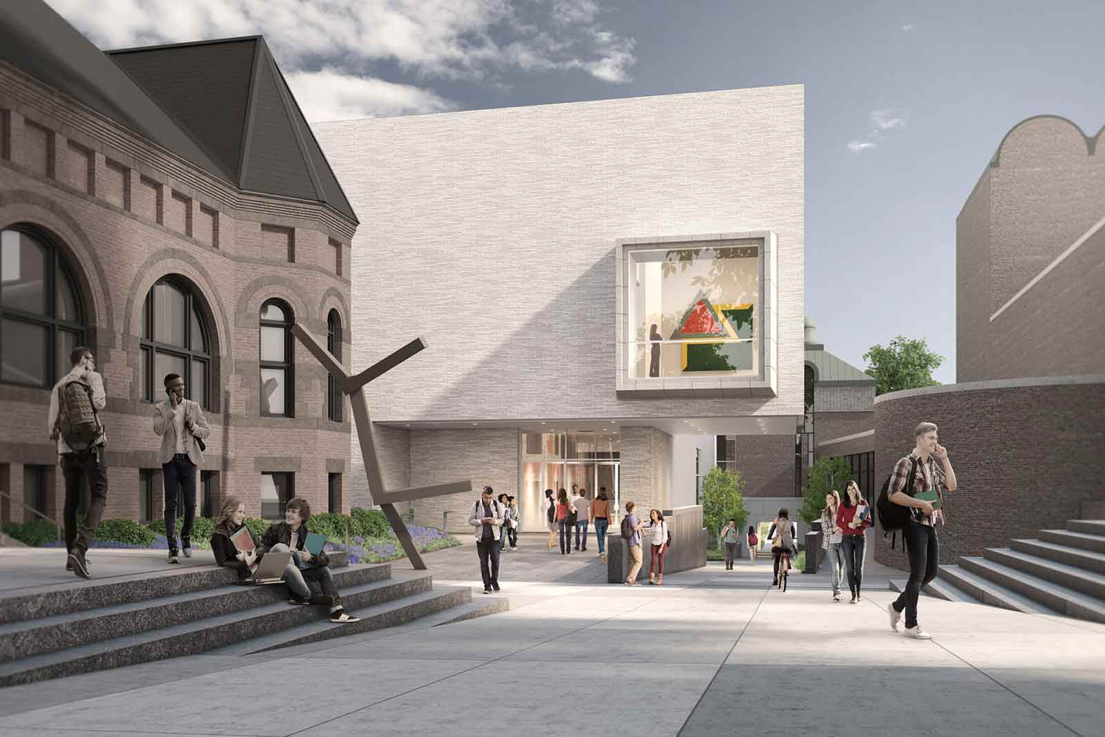 11 new museums opening in 2019: Hood Museum new extension