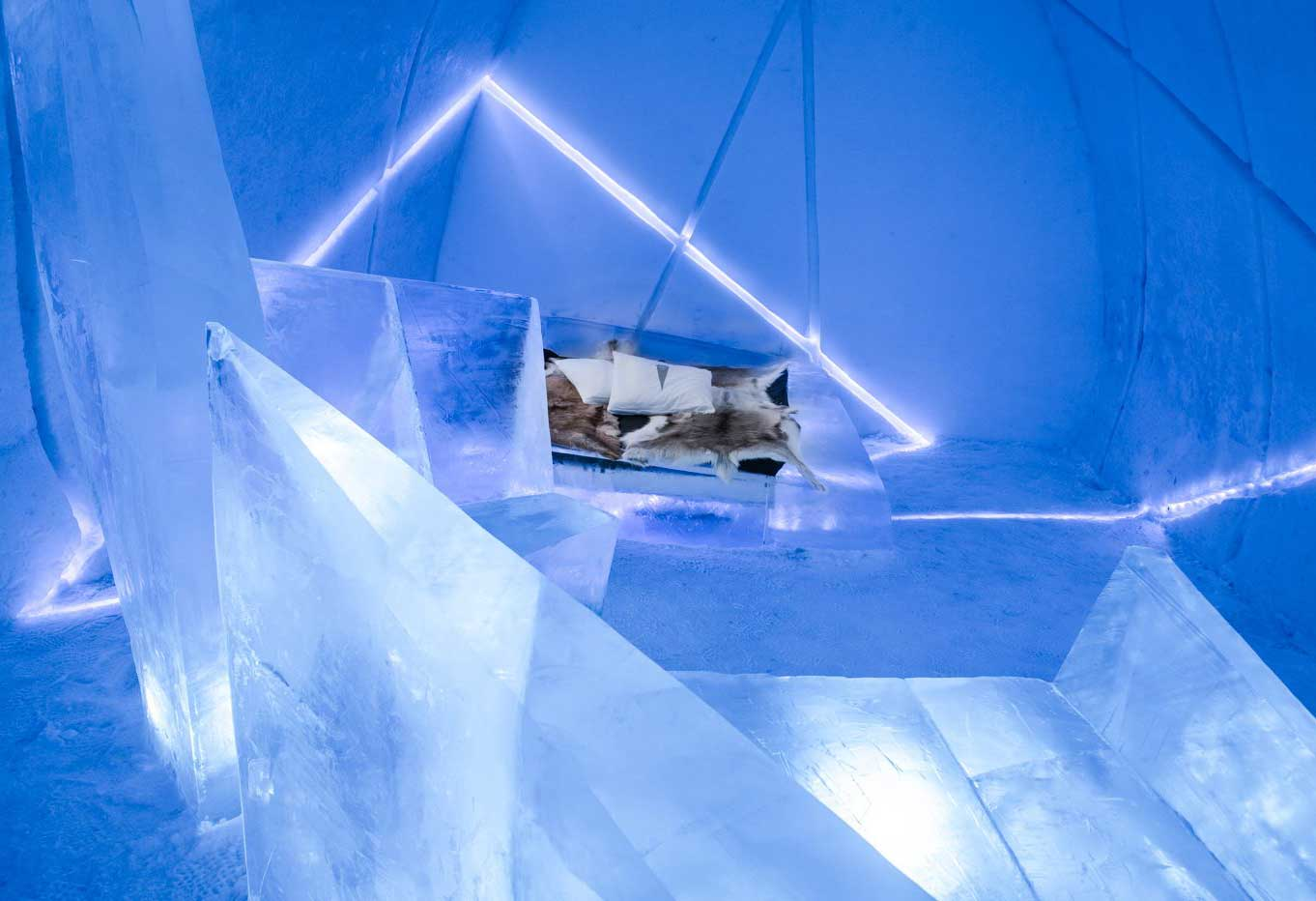 Icehotel in Lapland