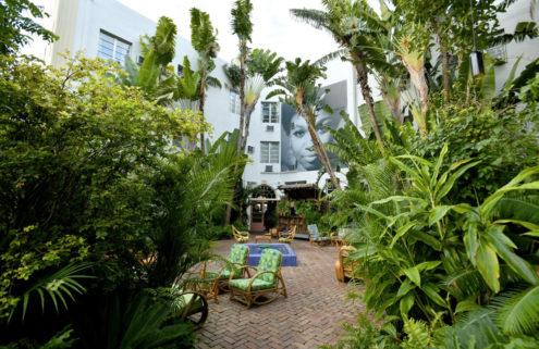 Theaster Gates curates a club for Prada at Art Basel Miami Beach