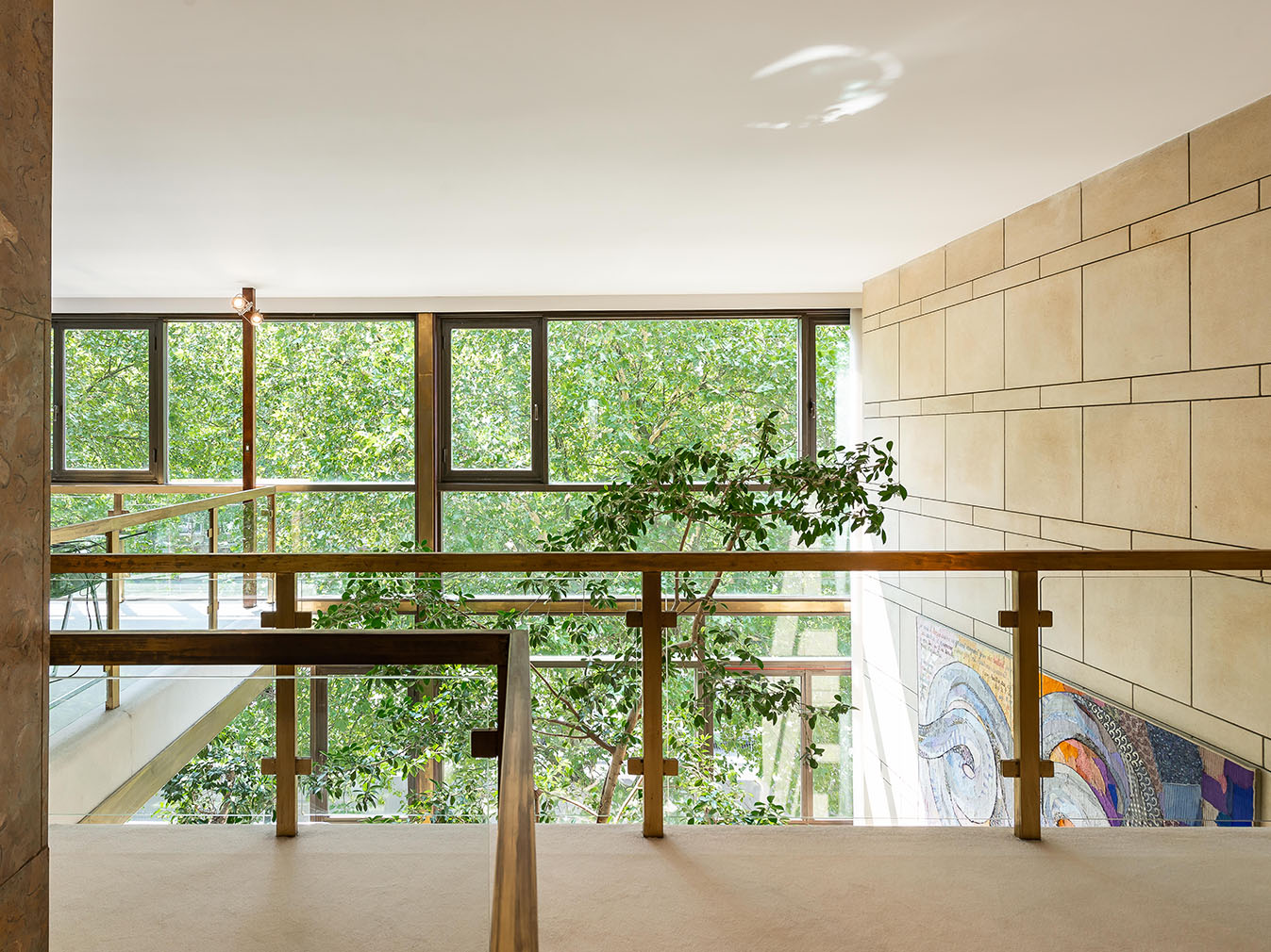Modernist gem by Jules Wabbes hits the market in Brussels