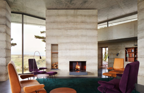 Peek inside Peter Zumthor's 'Secular Retreat'