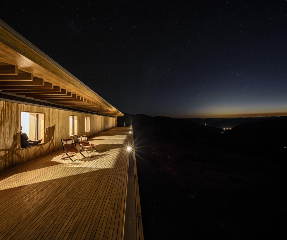Holiday retreat Catuçaba Hideaway is nestles into São Paulo's Serra do Mar trails