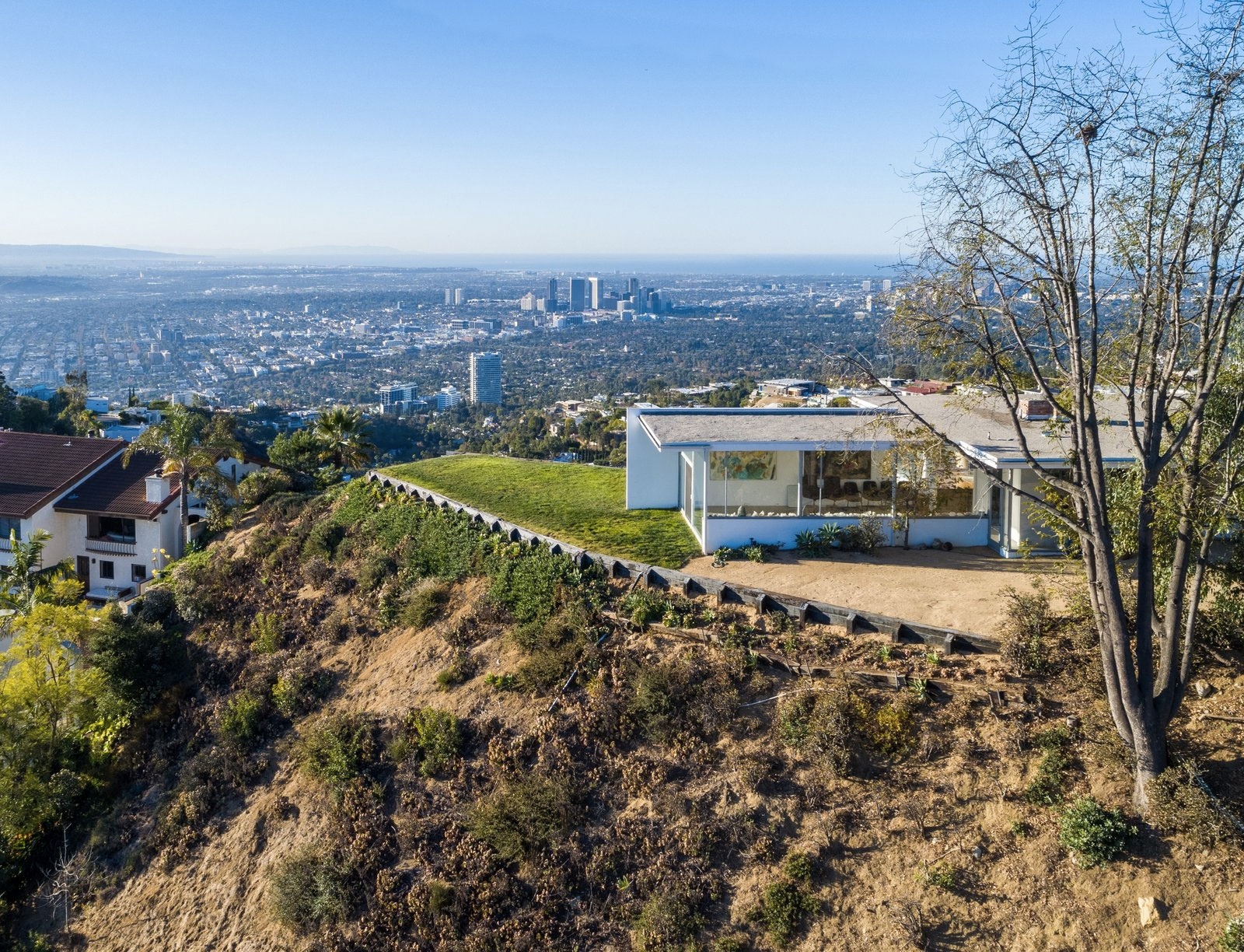 Richard Neutra's Chuey House in Los Angeles