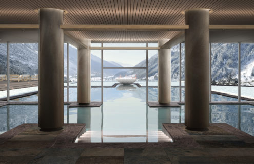 Healthy homes: 7 properties with spas, pools and gyms