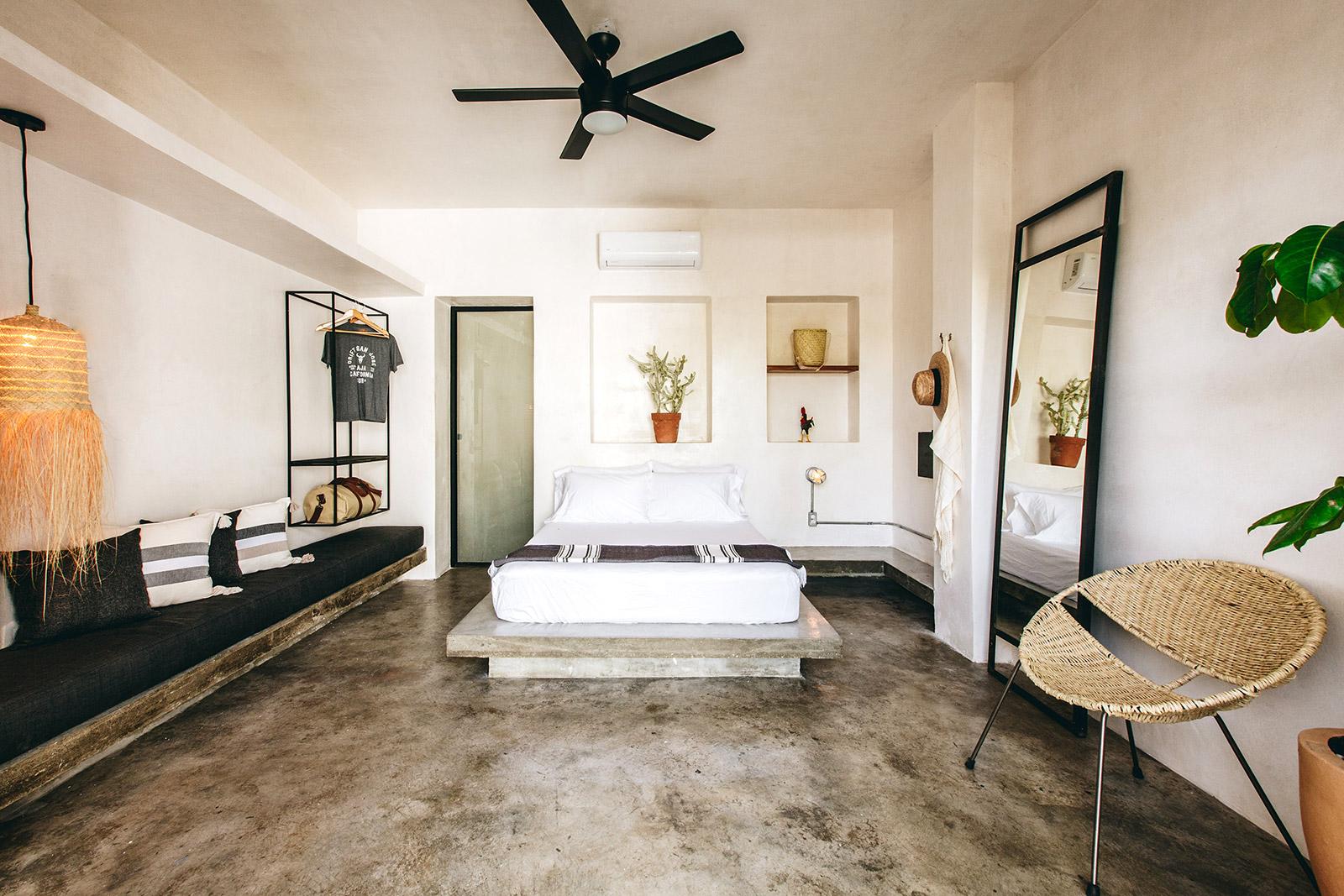 Surfer's paradise hotel Drift San Jose is seeking new owners