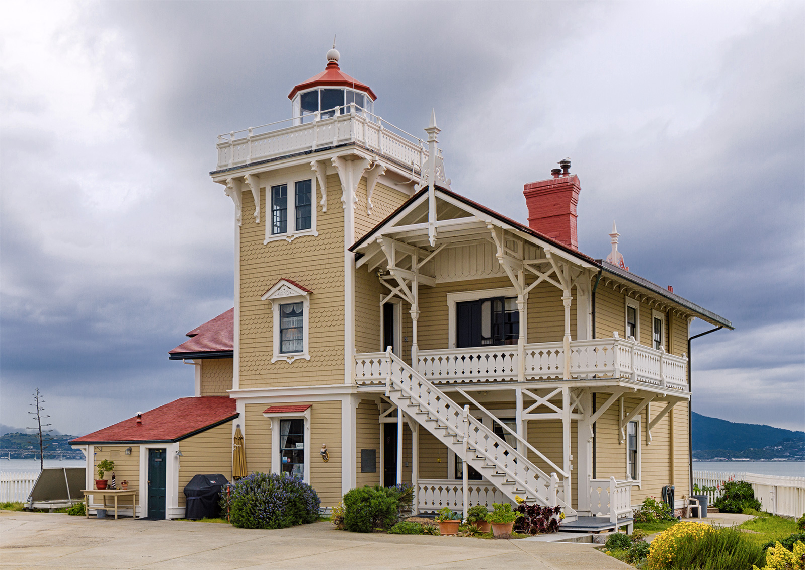 East Brother's Lighthouse inn is looking for a new keeper