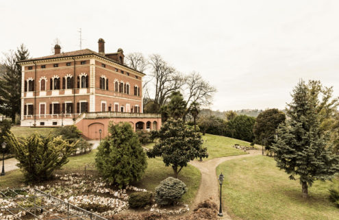 The life changer: a historic palazzo hits the market in Italy's Langhe