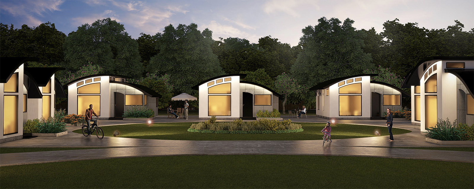 Forget tiny homes, Flex House is designed 'right-sized living'