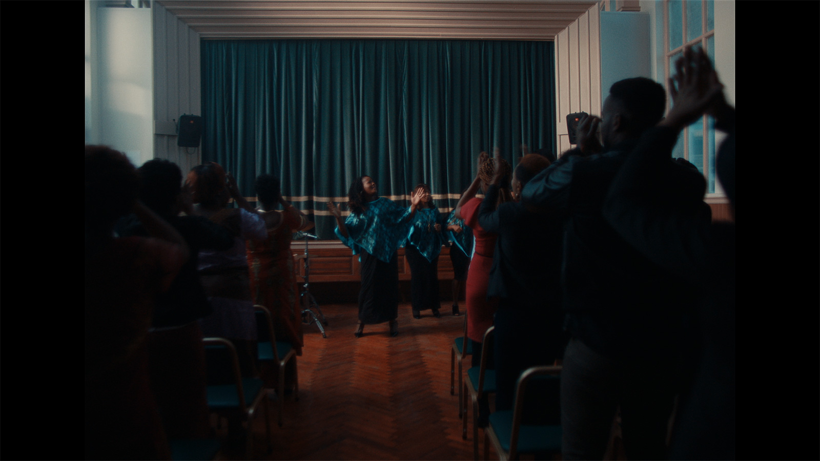 A look at the music video for Adelphi Music Factory's new track 'Javelin', directed by Fanny Hoetzeneder