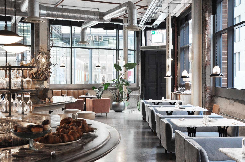 Lino - new London restaurant designed by Red Deer