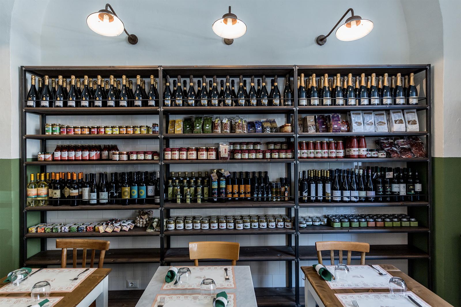 Inside Sicily's nostalgic Me Cumpari Turiddu restaurant