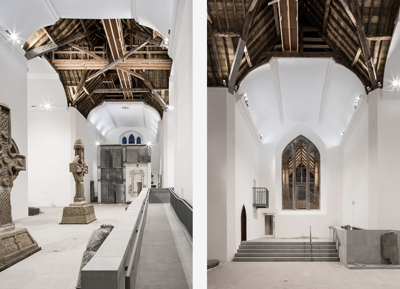 The most innovative adaptive reuse projects of 2019: Medieval Mile Museum, Kilkenny, Ireland