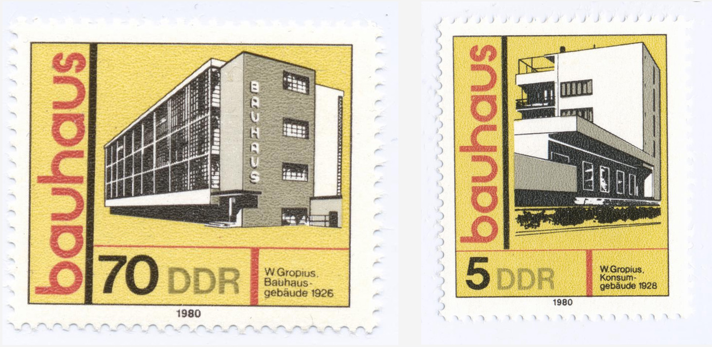 Where to experience the Bauhaus in 2019: the Bauhaus exhibition everyday life in the GDR