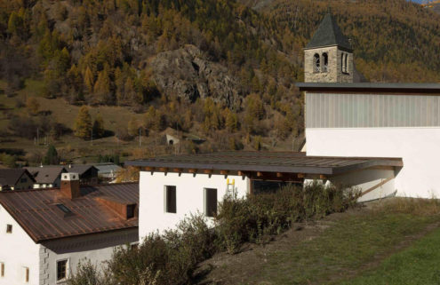 Historic Swiss monastery is reborn as new arts hub Muzeum Susch