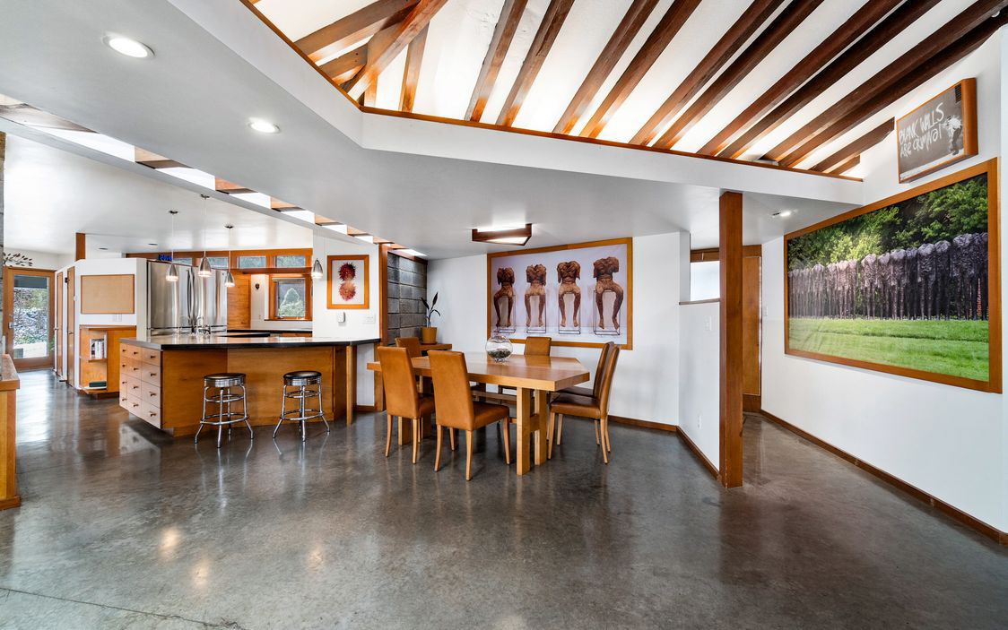 Usonian classic by Frank Lloyd Wright acolyte hits the market in New York for $1.3m