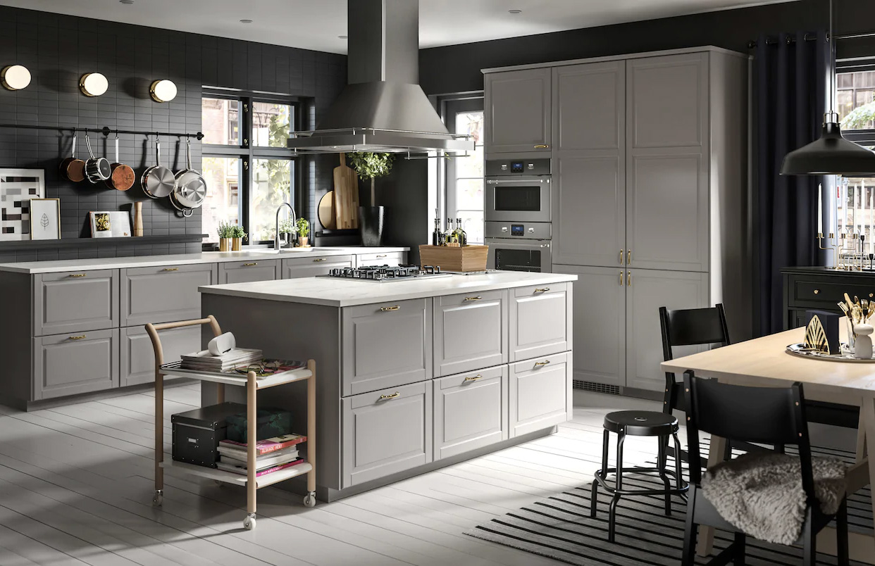 IKEA home kitchen