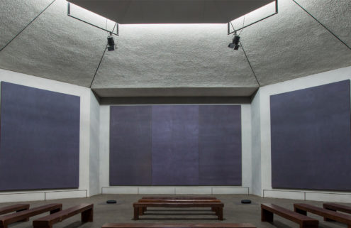 Rothko Chapel closes for refurb