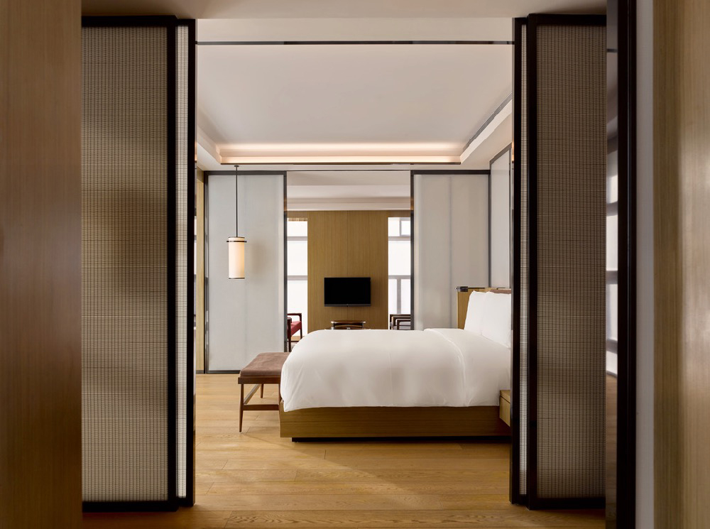 Ole Scheeren S Beijing Hotel Throws Open Its Doors The