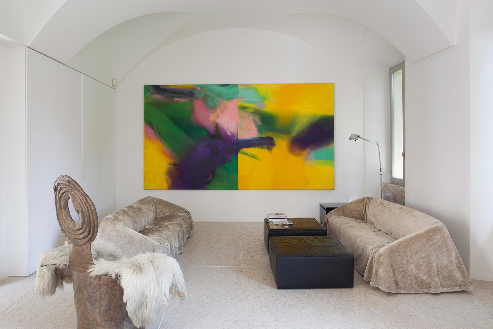 Guests can immerse themselves in art & design at Palazzo Beccaguti Cavriani