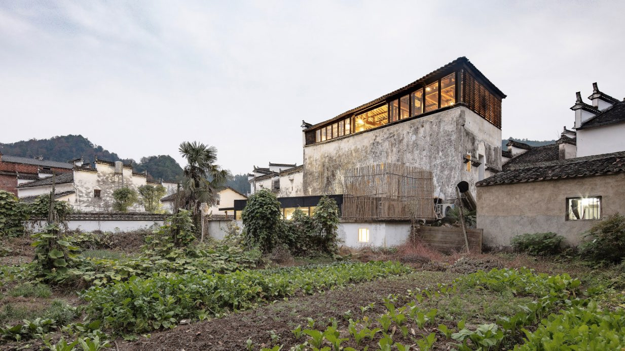 The most innovative adaptive reuse projects of 2019: Wuyuan Skywells hotel