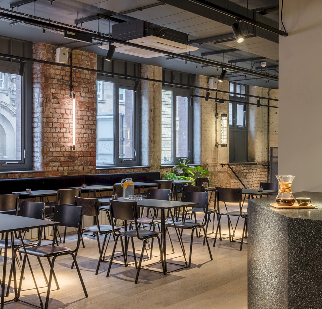 Inside Manchester's Whitworth Locke Hotel – a colossal adaptive reuse project