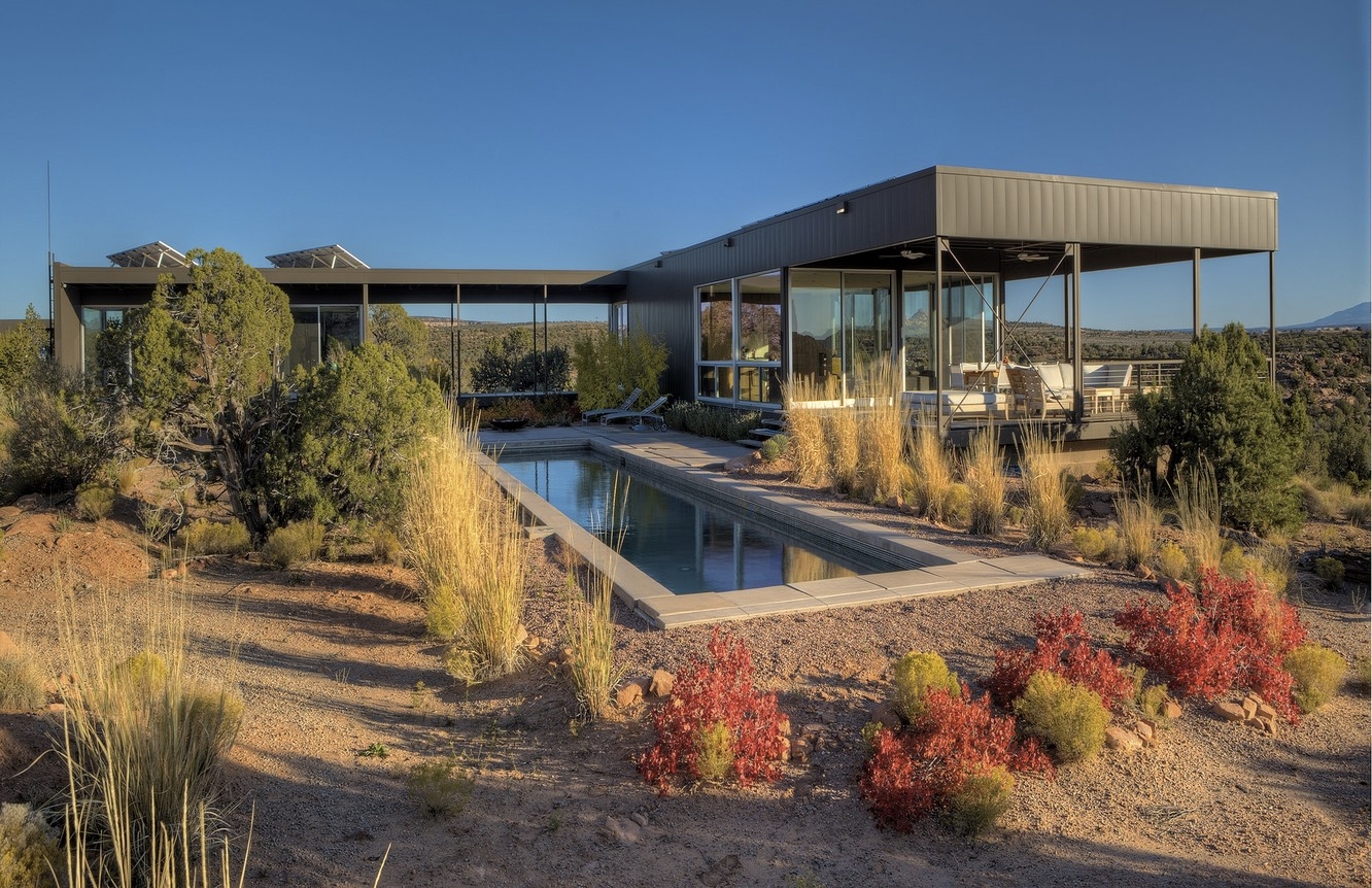 130 Hidden Valley Drive, Moab, Utah – on the market via Sotheby's International Realty