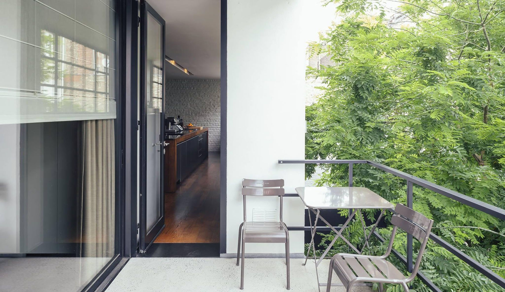 An architect's warehouse loft is for sale in Brussels