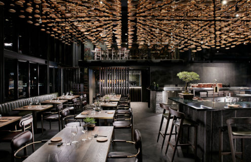 Cape Town restaurant FYN fuses Japanese and African influences